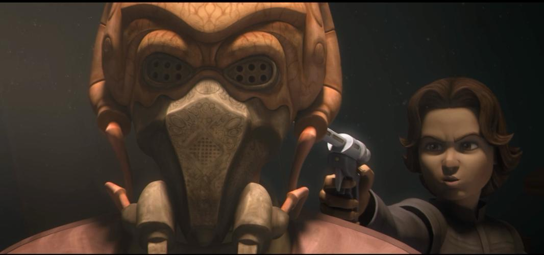 boba-fett-with-a-gun-to-the-head-of-plo-koon