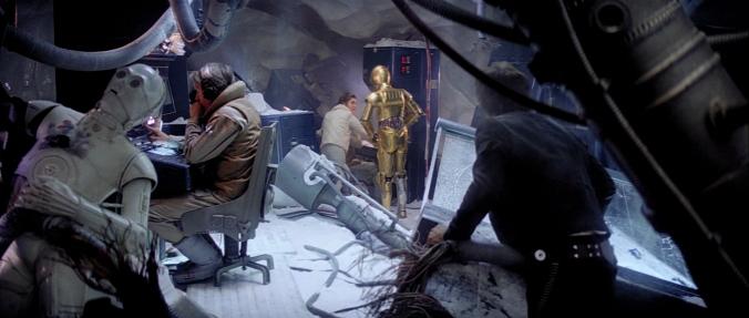 E-3PO & C-3PO Hoth Base