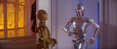 C-3PO & K-3PO