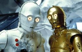 E-3PO & C-3PO
