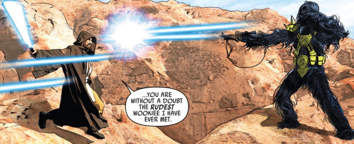 Comic Book Insights – Black Krrsantan