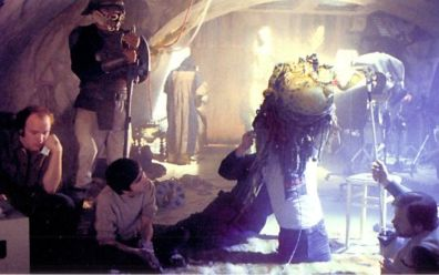 Mike Quinn Working on Sy Snootles