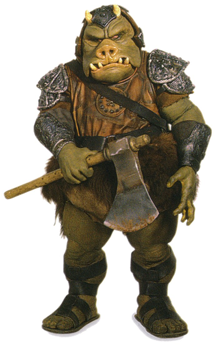 Gamorrean_Guard_with_Axe